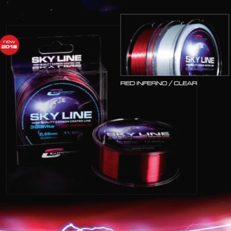 Cinnetic Sky Line Red Inferno