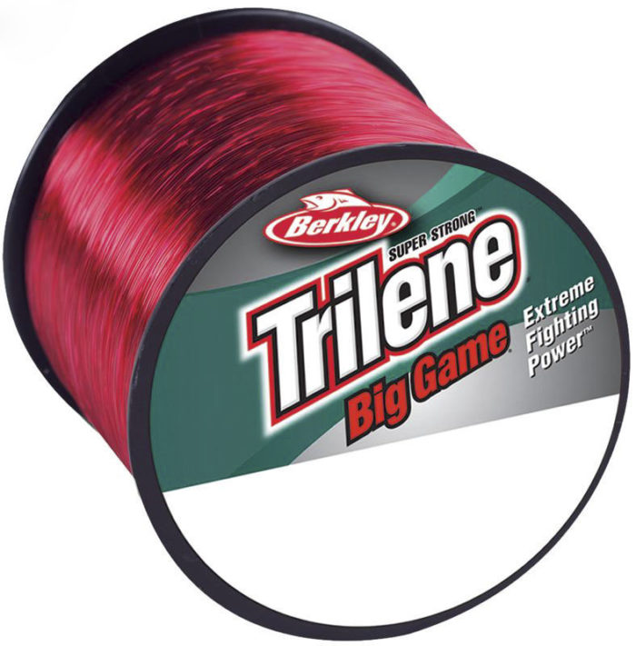 berkley trilene big game rojo