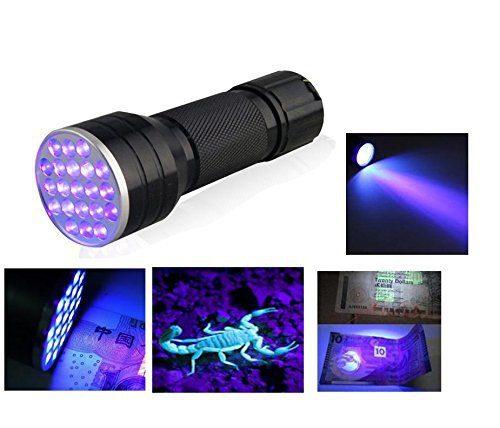 Relefree-Linterna-21-LED-UV