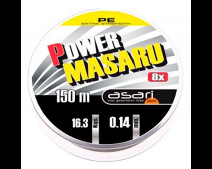 Hilo trenzado ASARI POWER MASARU 8x