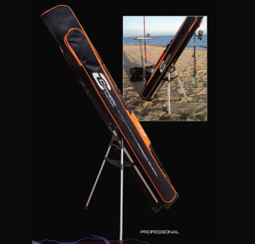 Cinnetic Professional Rod Holdall
