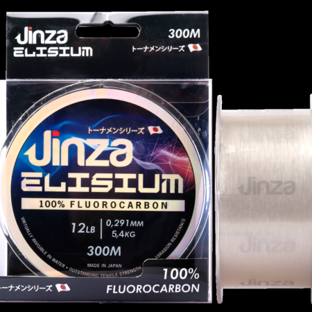 Hilo de Fluorocarbono JINZA ELISIUM 300m