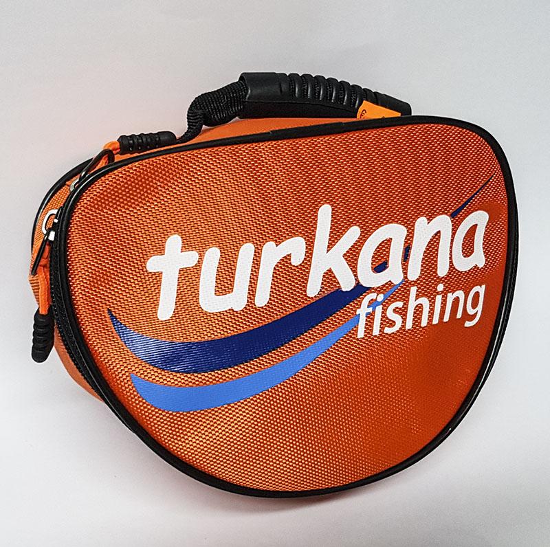 Funda para carretes TURKANA - Naranja