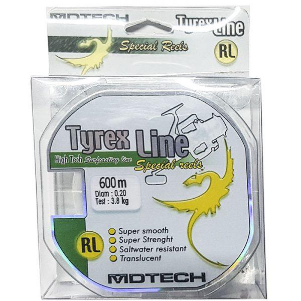 Nylon MDTECH TYREX LINE RL