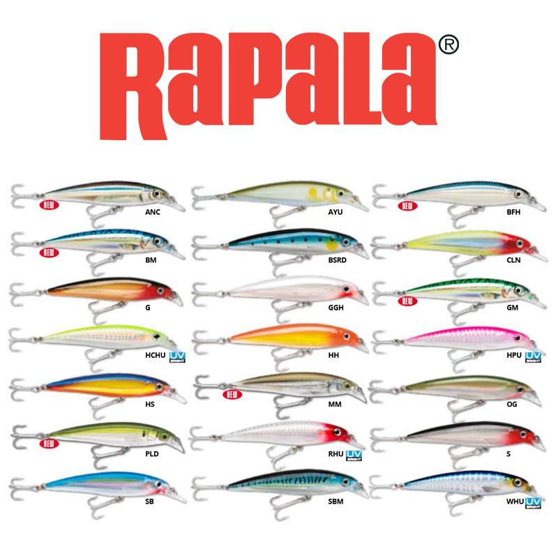 Señuelo RAPALA X-RAP 10