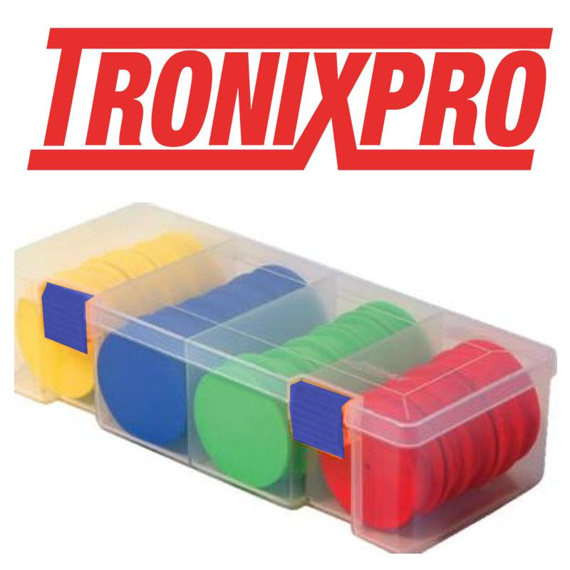 Caja de 20 plegadoras TRONIXPRO