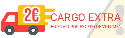 camion tarifa exceso volumen 2 euros