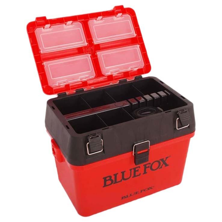 Blue fox Fishing Box