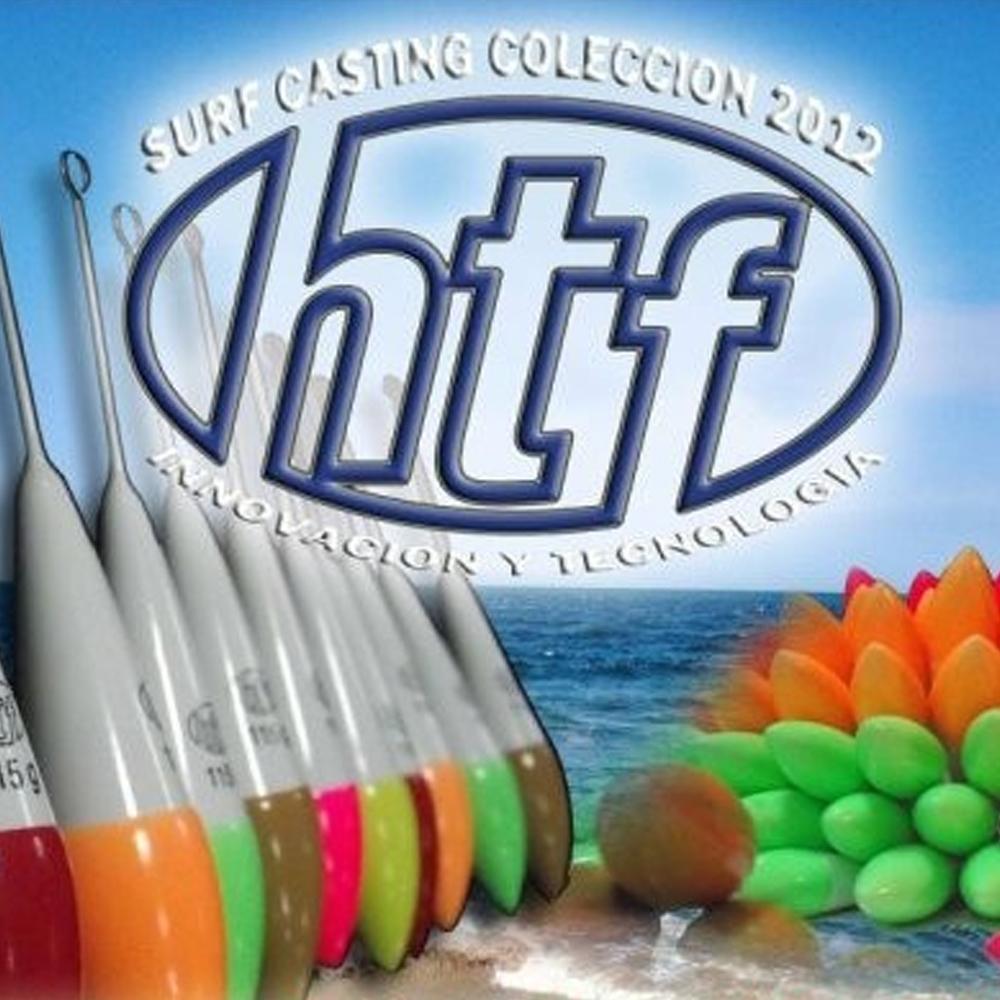 Plomos engomados HTF fluor