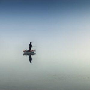 equipo de pesca para principiantes