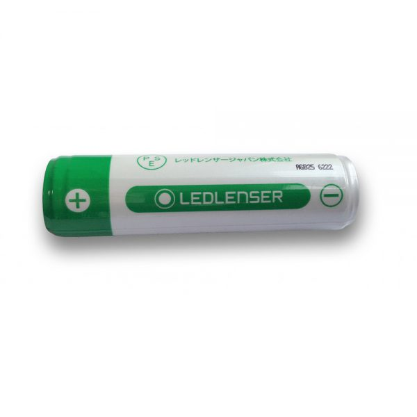 Batería recargable LED LENSER Li-Ion 18650