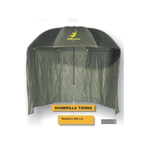 Sombrilla tienda MDTECH 250cm