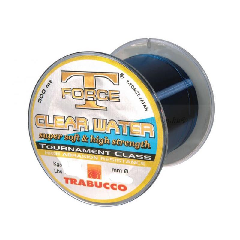 Nylon TRABUCCO T Force Clear Water