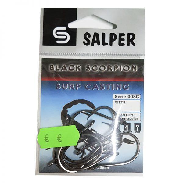 Anzuelos de paleta SALPER - Modelo Chinu