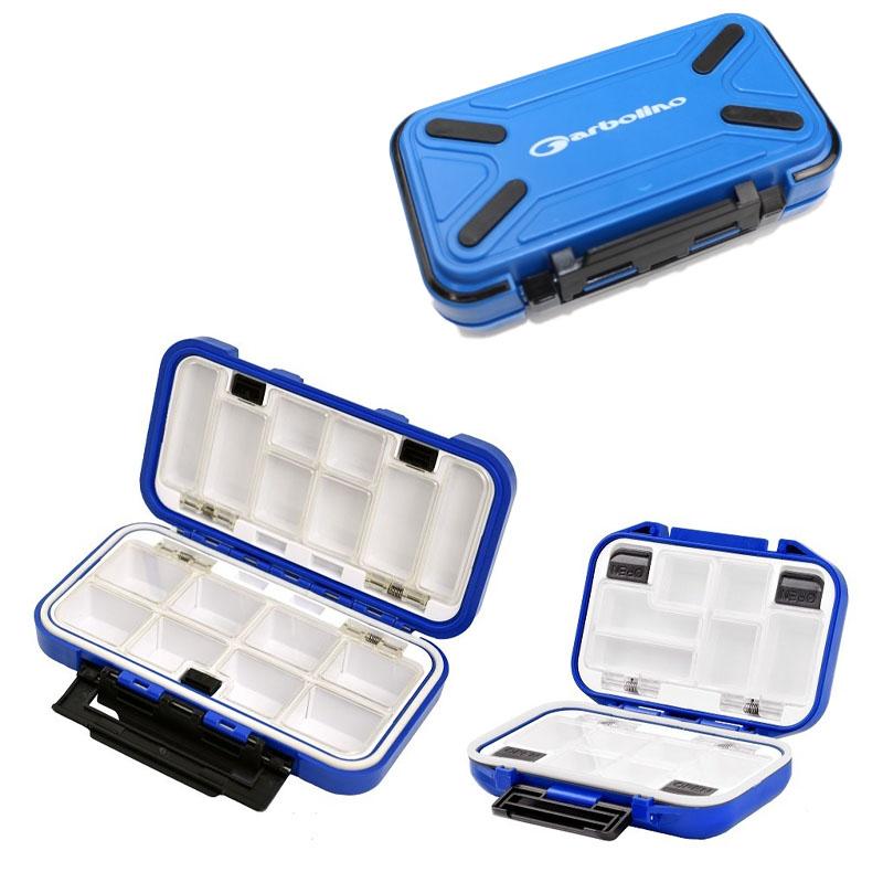 Caja para accesorios y minutería pesca Garbolino