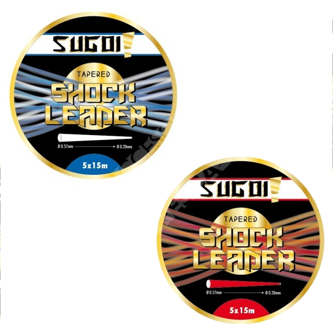 Sugoi Tapered Shock Leader