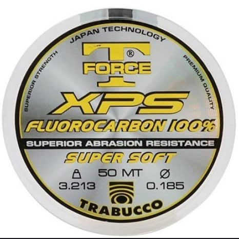 Trabucco t-force xps Fluorocarbono Super Soft
