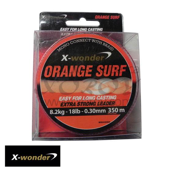 X-Wonder Orange Surf