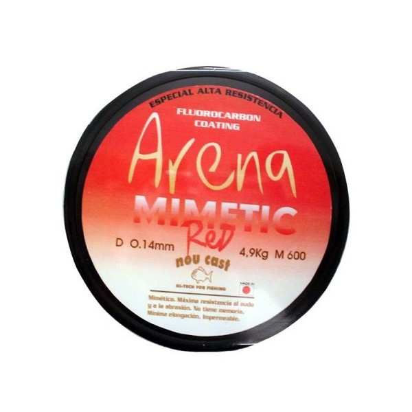 Arena Mimetic RED