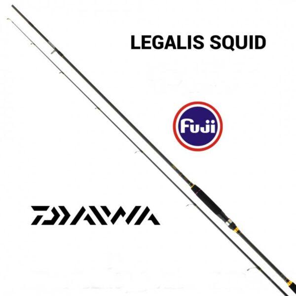Daiwa Legalis Squid LEGSD862 MH