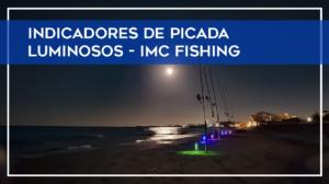 Indicadores de picada de pesca luminosos IMC Fishing: 10 sobre 10