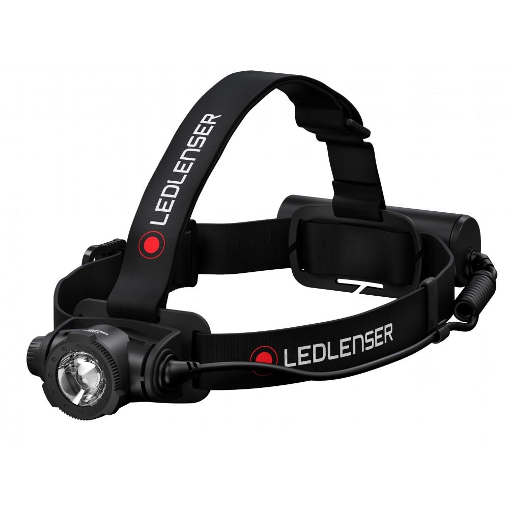 Linterna forntal LedLenser H7R 2