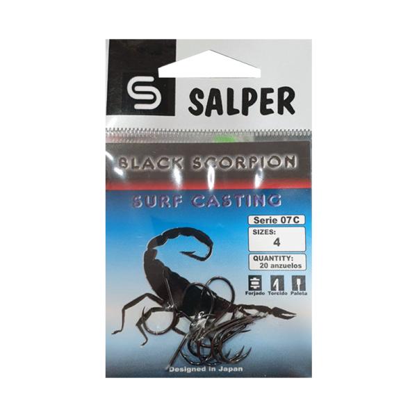 Salper Black Scorpion 07 C