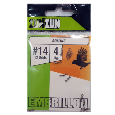 ZUN ZUN ROLLING 14