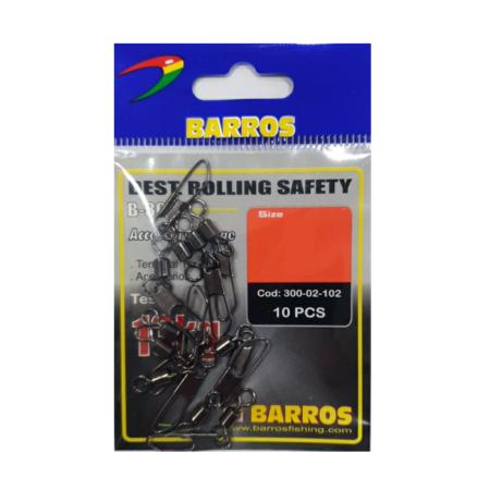 BARROS ROLLING BARRIL CON GANCHO
