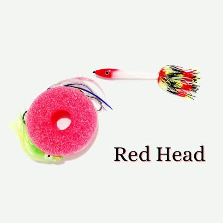 Montaje currican IMC Fishing Red Head