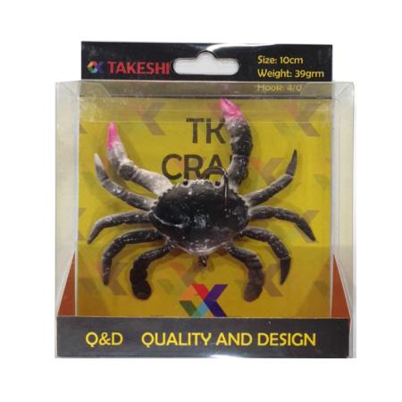 Takeshi TK Crab Negro