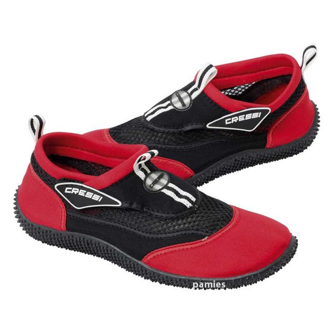 Zapatillas Cressi Reef rojo