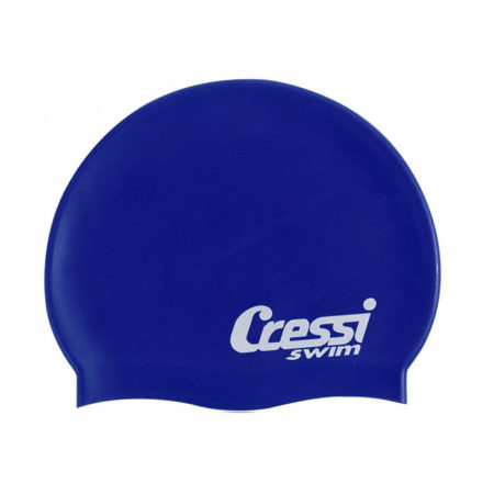 Gorro Cressi azul