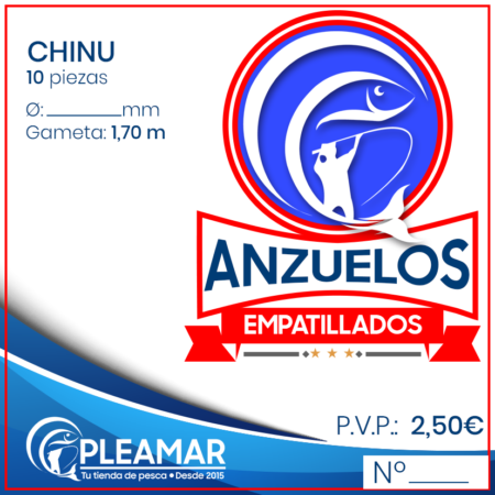 Anzuelos Pleamar